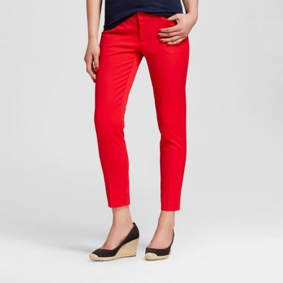 NEW Orange Spark Modern Ankle Pants NWT [D6] NWT